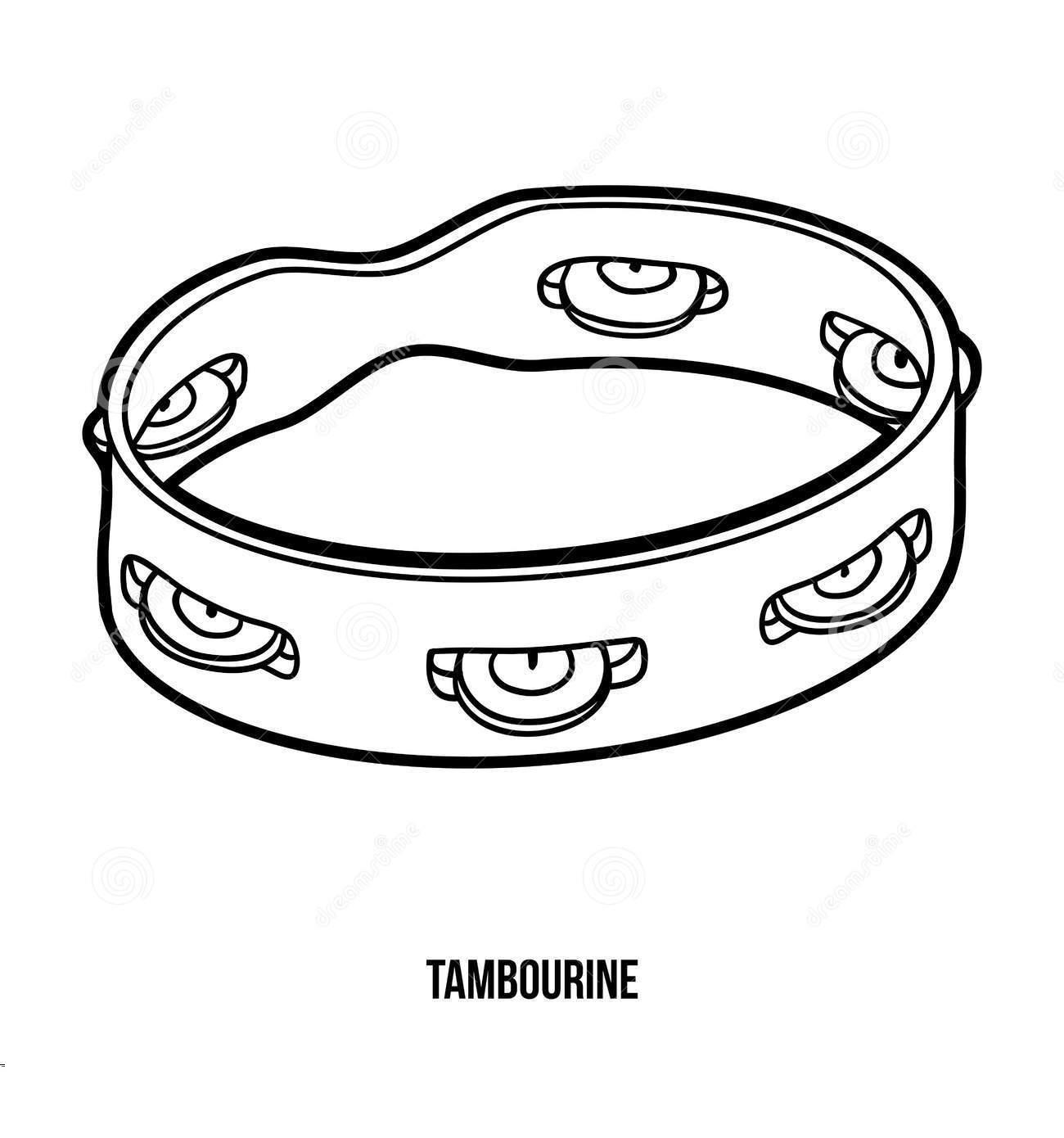 Тамбурин бубен