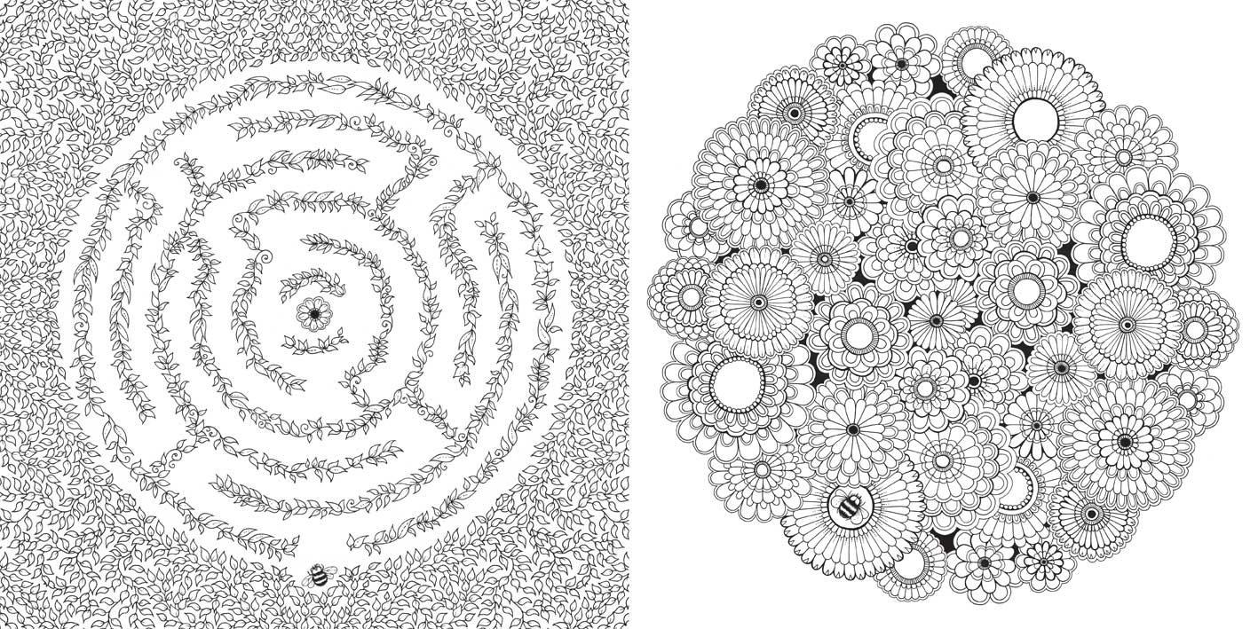 Secret garden раскраска скачать книгу бесплатно fb2