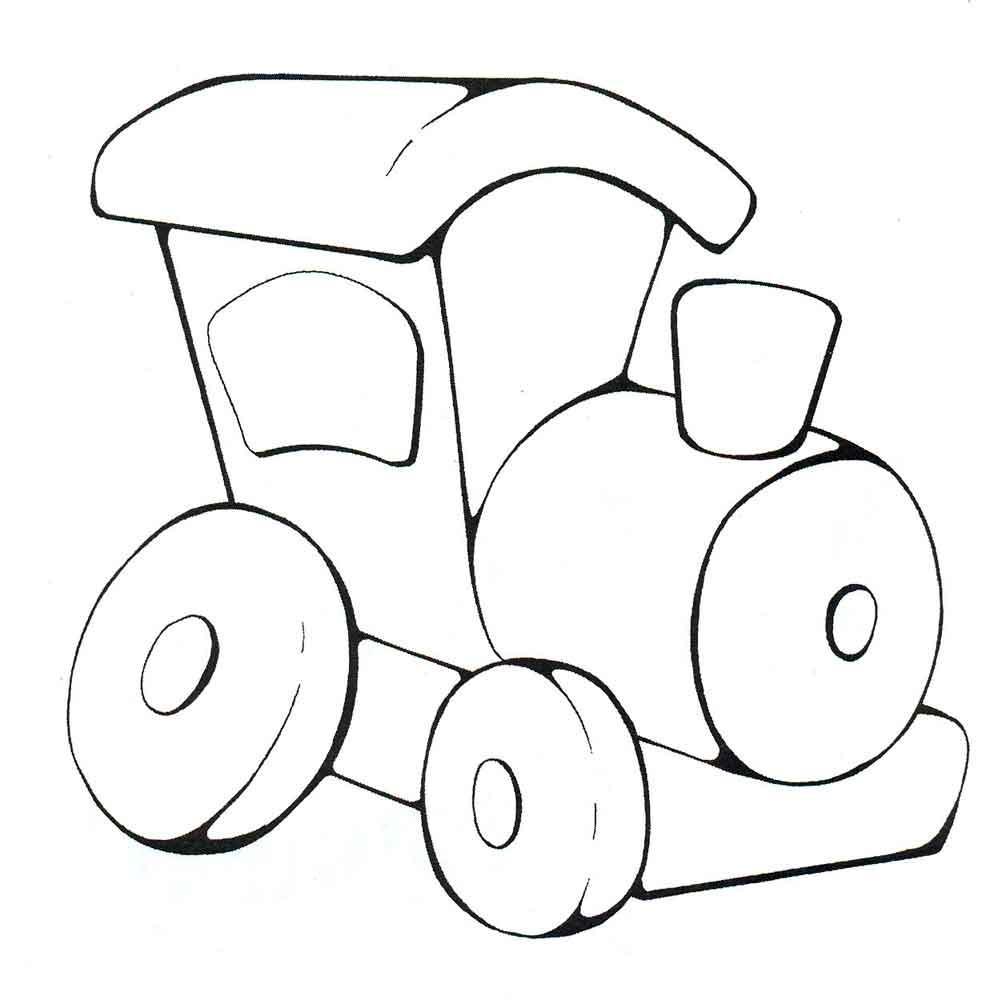 Раскраски для мальчика 2-3 лет распечатать