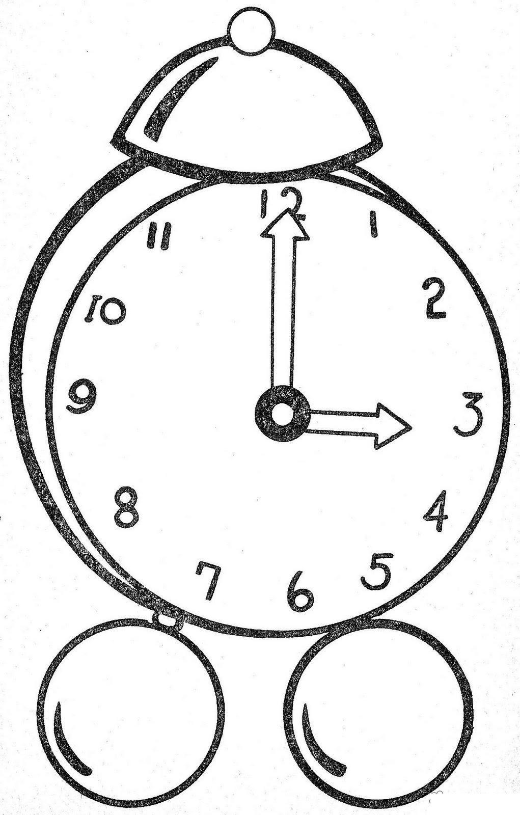 Раскраски простые раскраски для малышей раскраска советский будильник