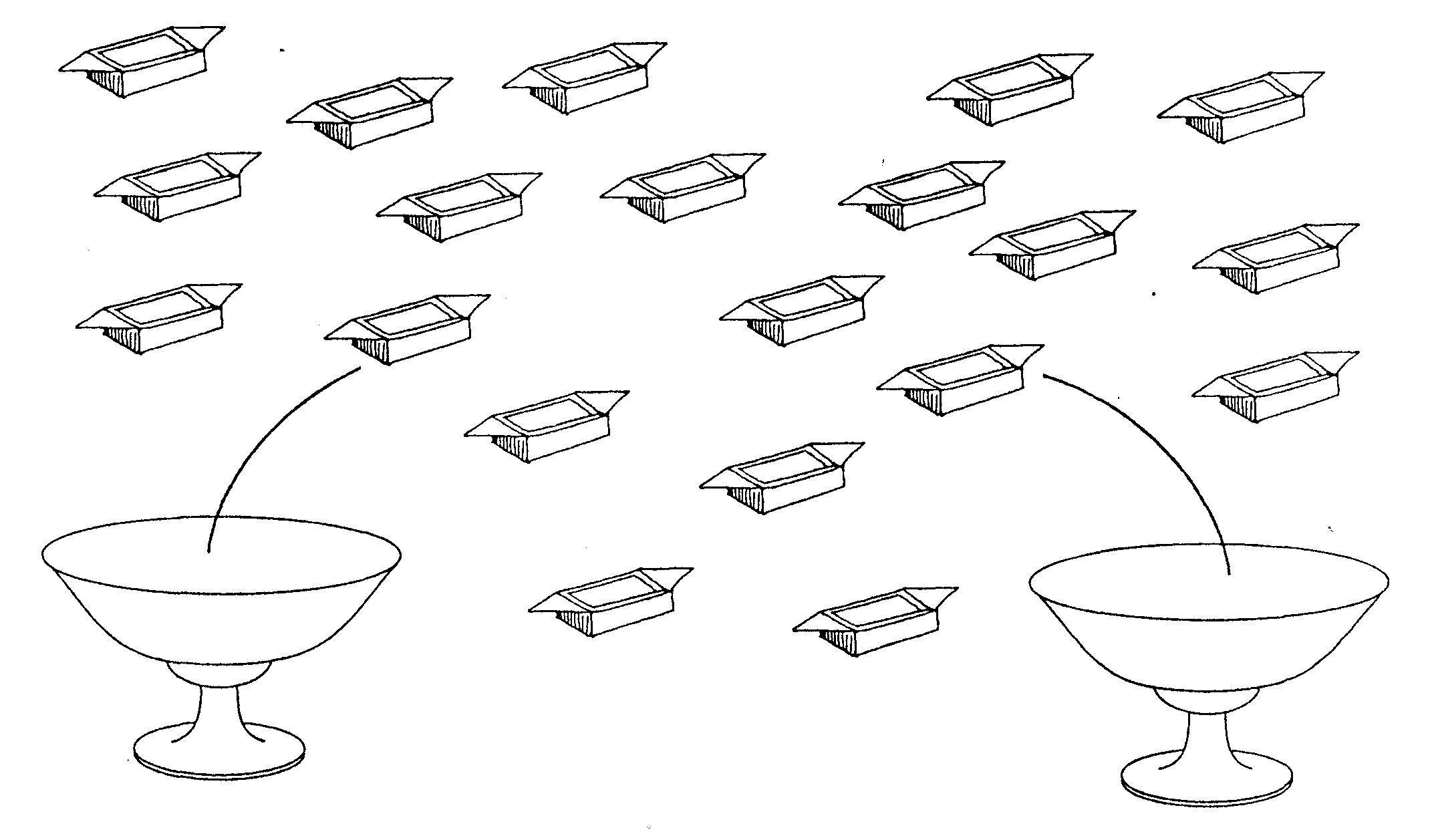 Раскраски фигуры геометрические фигуры, раскраска, конфеты и чаши