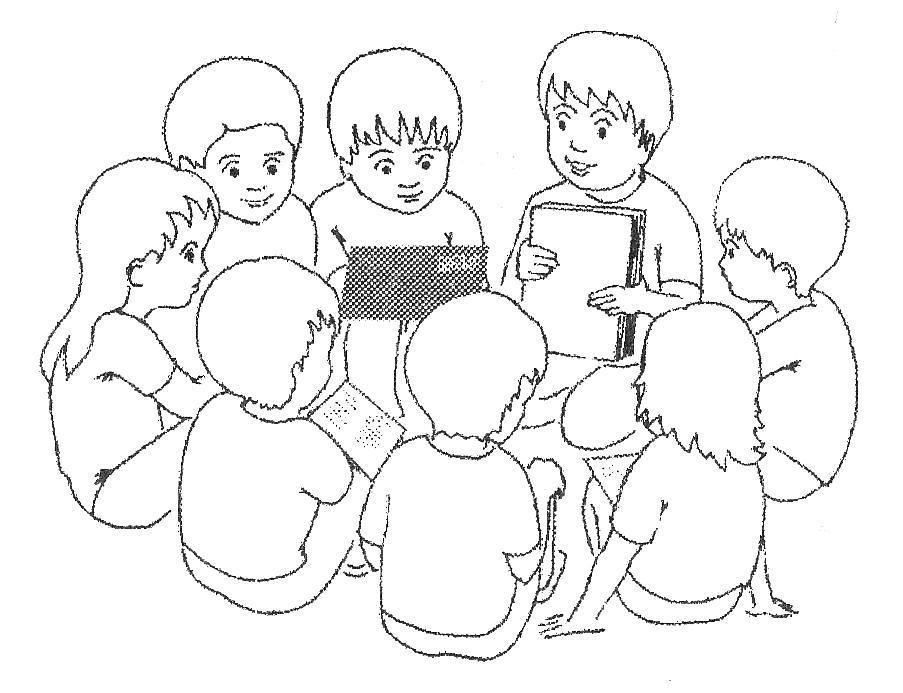 Раскраски дети праздник 1 июня день защиты детей дети игра лето игра кружок