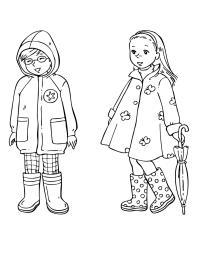Раскраски дети праздник 1 июня день защиты детей дети игра лето дождь зонт