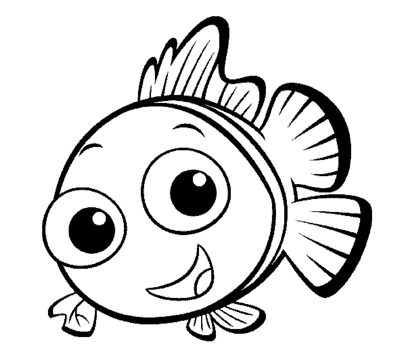 Распечатать бесплатные раскраски для детей: животные: рыбы, змеи, жабы