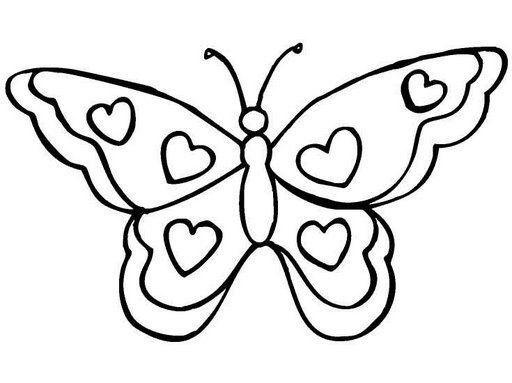 Трафареты бабочки. лучшие ручные работы
