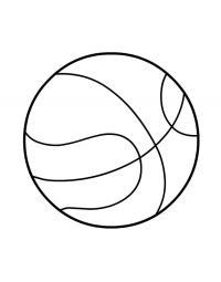 Раскраска баскетбольный мяч. раскраска раскраска мяч, раскраска спорт, раскраски про спорт, раскраски спорт распечатать, раскраски спорт для детей