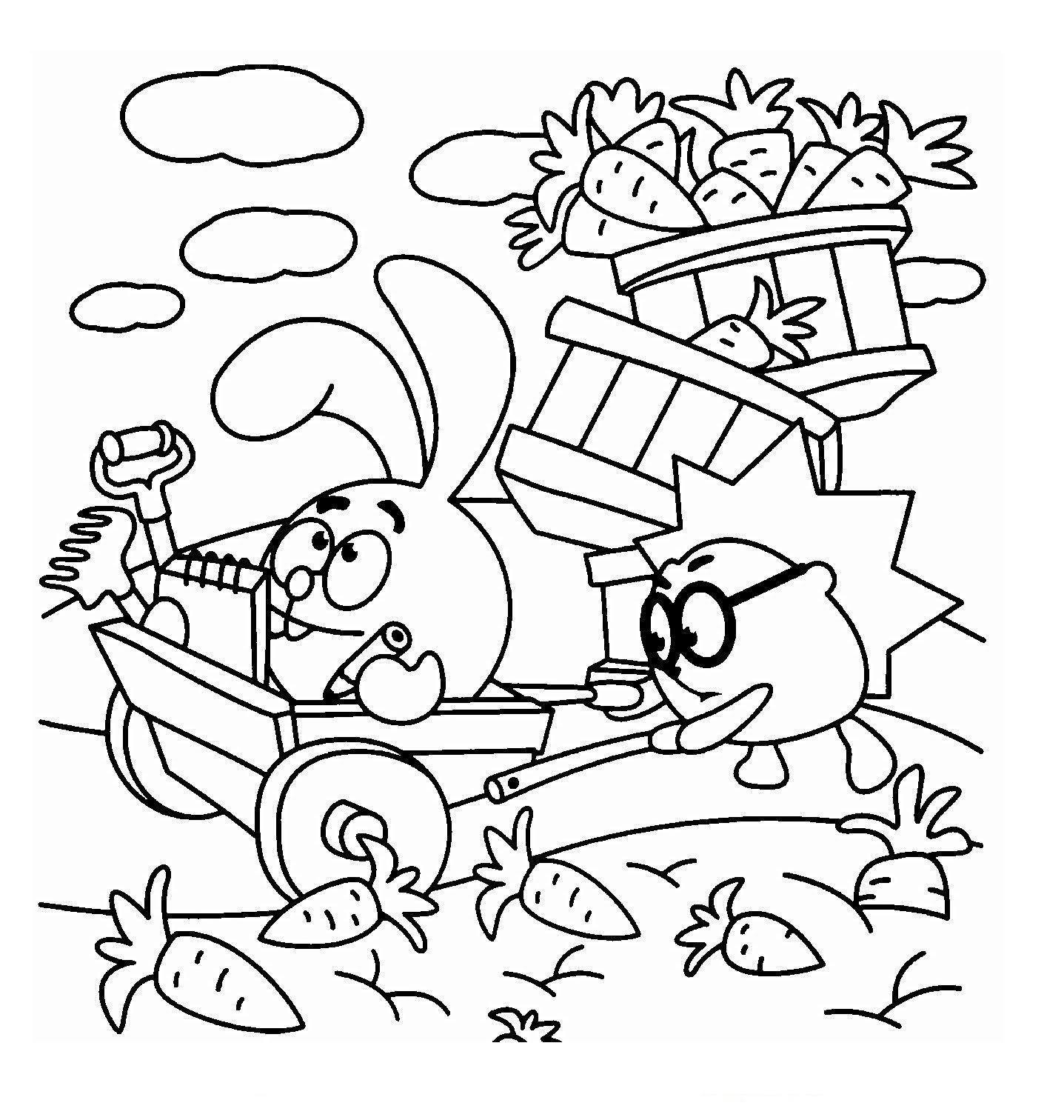 Детские раскраски онлайн бесплатно распечатать 36