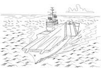 Картинки раскраски моряков