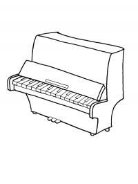 Обучение фортепиано пианино, музыкальный инструмент