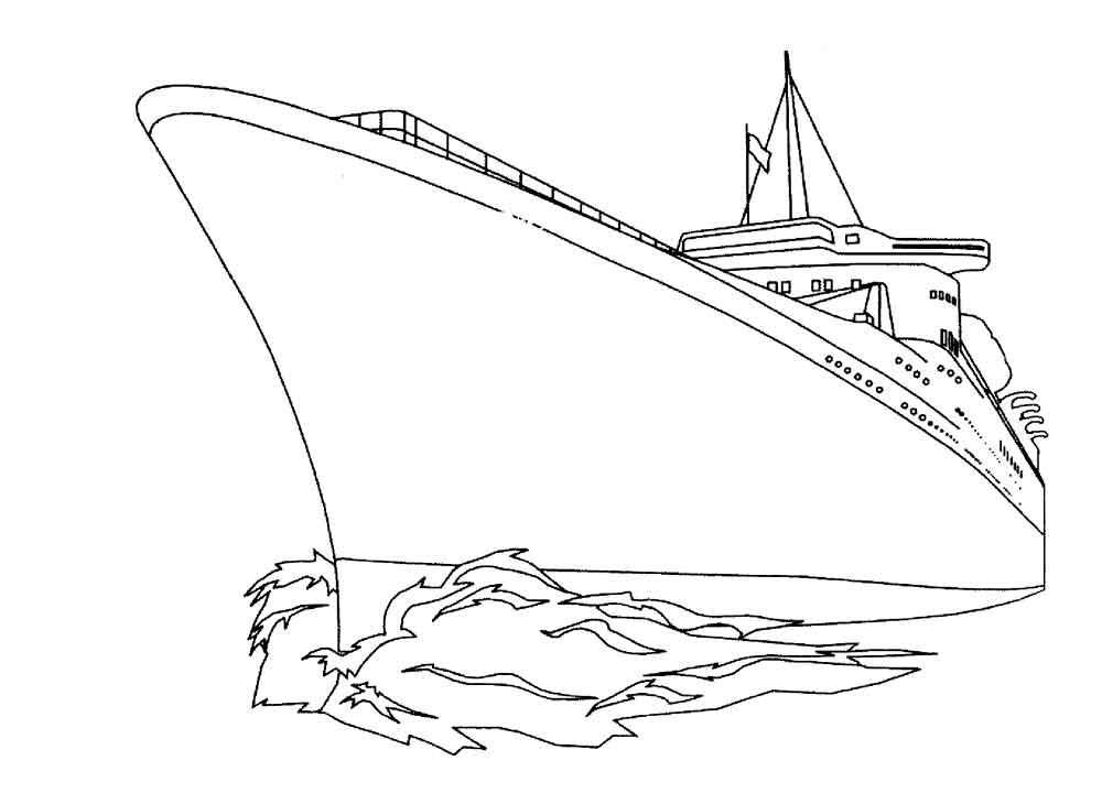 Раскраски ледоколов