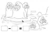 Животные тюлени примеры в картинках